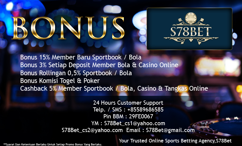 Promo Bonus Deposit