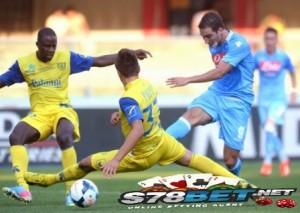 Prediksi Chievo vs Napoli