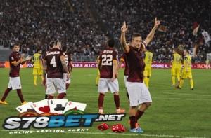 Prediksi Chievo vs Roma