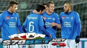 Prediksi Novara vs Cesena