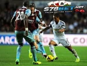 Prediksi Swansea City vs West Ham United