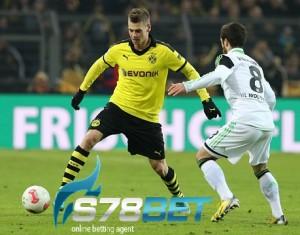 Prediksi Borussia Dortmund vs Wolfsburg