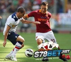 Prediksi Roma vs Bologna