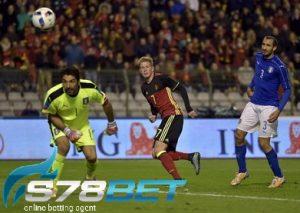 Prediksi Belgia vs Italia
