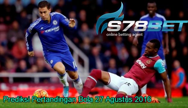 Prediksi Skor Bola Chelsea vs Burnley 27 Agustus 2016