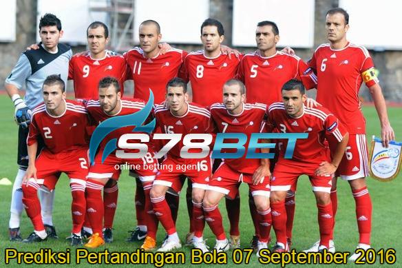 Prediksi Skor Andorra vs Latvia 07 September 2016
