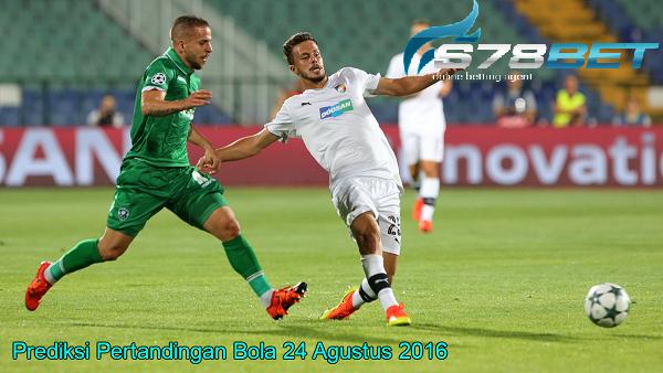 Prediksi Skor Legia Warszawa vs Dundalk 24 Agustus 2016