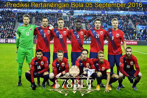 Prediksi Skor Norway vs Germany 05 September 2016