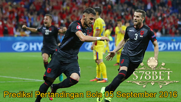 Prediksi Skor Romania vs Montenegro 05 September 2016