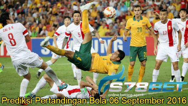 Prediksi Skor UAE vs Australia 06 September 2016
