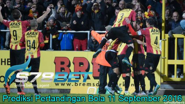 Prediksi Skor Kortrijk vs Westerlo 11 September 2016