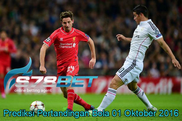 Prediksi Skor Swansea City vs Liverpool 01 Oktober 2016
