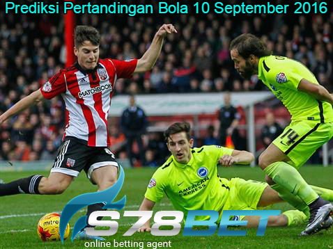 Prediksi Skor Brighton vs Brentford 10 September 2016