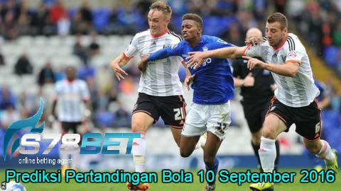 Prediksi Skor Fulham vs Birmingham 10 September 2016