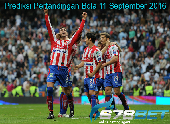 Prediksi Skor Sporting Gijon vs Leganes 11 September 2016