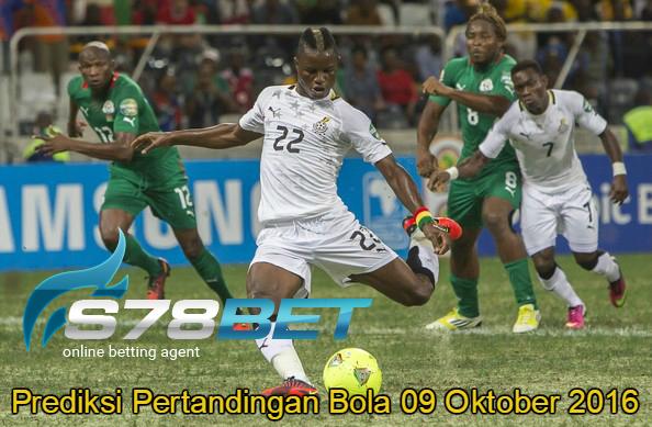 Prediksi Skor Burkina Faso vs South Africa 09 Oktober 2016
