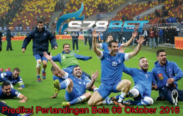Prediksi Skor Greece vs Cyprus 08 Oktober 2016