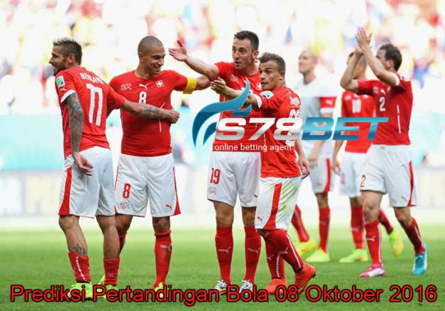 Prediksi Skor Hungary vs Switzerland 08 Oktober 2016