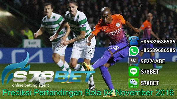 Prediksi Skor Monchengladbach vs Celtic 02 November 2016