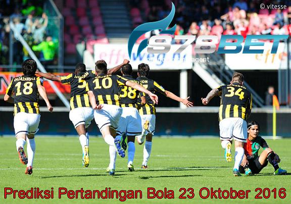 Prediksi Skor NEC vs Vitesse 23 Oktober 2016