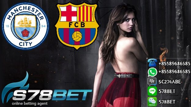Prediksi Skor Manchester City vs Barcelona 02 November 2016
