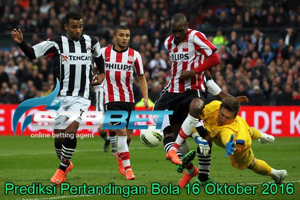 Prediksi Skor PSV vs Heracles 16 Oktober 2016