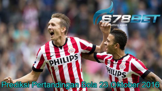 Prediksi Skor PSV vs Sparta Rotterdam 23 Oktober 2016