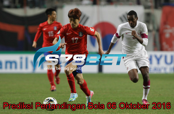 Prediksi Skor South Korean vs Qatar 06 Oktober 2016