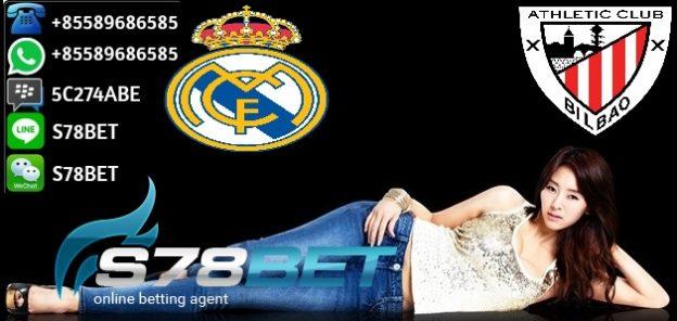 Prediksi Skor Real Madrid vs Athletic Club 24 Oktober 2016