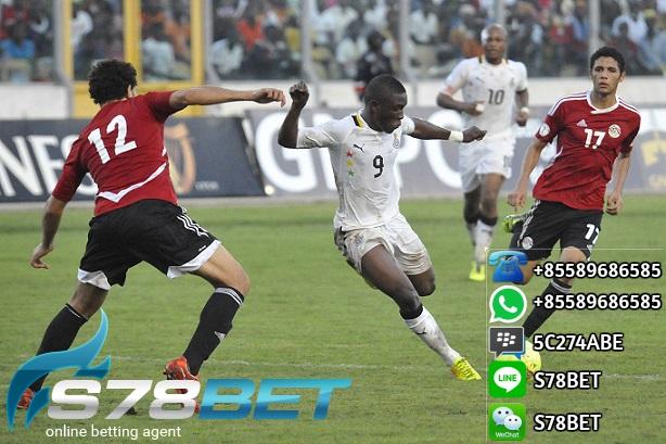 Prediksi Skor Egypt vs Ghana 13 November 2016