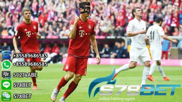 Prediksi Skor Mainz05 vs Bayern Munchen 03 Desember 2016