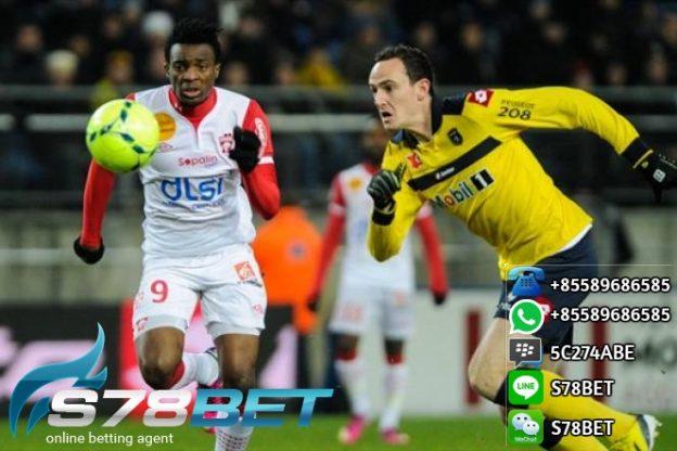 Prediksi Skor Nancy vs Dijon 20 November 2016