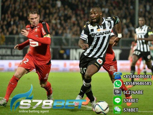 Prediksi Skor Rennes vs Angers SCO 20 November 2016