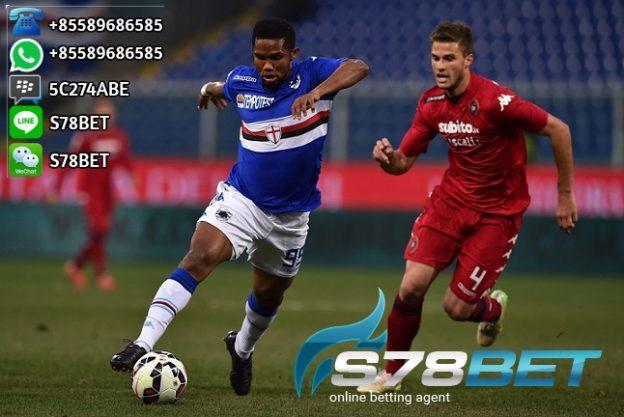 Prediksi Skor Sampdoria vs Cagliari 01 Desember 2016