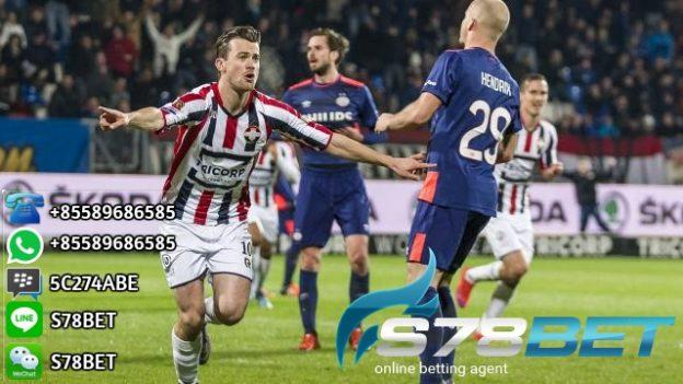 Prediksi Skor Willem II vs PSV 20 November 2016