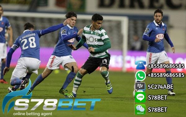 Prediksi Skor Belenenses vs Sporting CP 23 Desember 2016