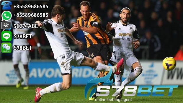 Prediksi Skor Hull City vs Swansea City 07 January 2017