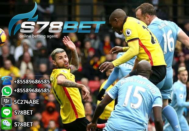 Prediksi Skor Stoke City vs Watford 04 January 2016