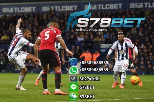 Prediksi Skor West Bromwich vs Manchester United 18 Desember 2016