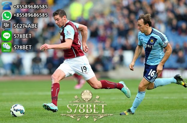 Prediksi Skor West Ham United vs Burnley 15 Desember 2016