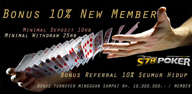 S78Poker.co Website Agen Poker Online Promo Bonus Terbesar