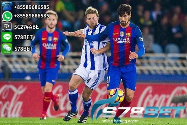 Prediksi Skor Barcelona vs Real Sociedad 27 January 2017