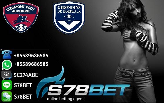 Prediksi Skor Clermont vs Bordeaux 08 January 2017