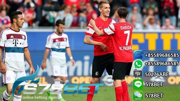 Prediksi Skor Freiburg vs Bayern Munchen 21 January 2017