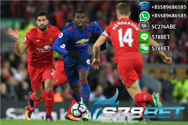 Prediksi Skor Manchester United vs Liverpool 15 January 2017