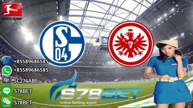 Prediksi Skor Schalke 04 vs Eintracht Frankfurt 28 January 2017