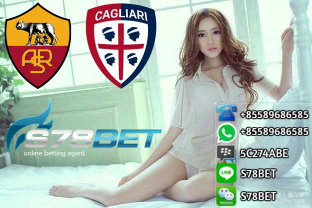 AS Roma vs Cagliari