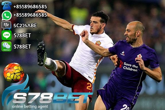 Prediksi Skor AS Roma vs Fiorentina 08 February 2017
