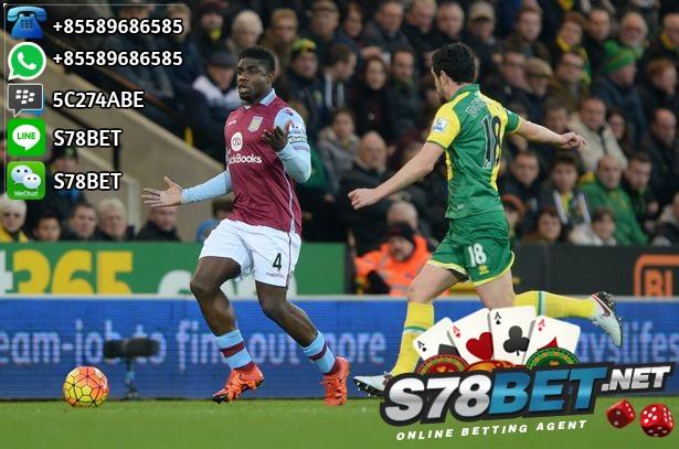 Prediksi Skor Aston Villa vs Norwich City 01 April 2017