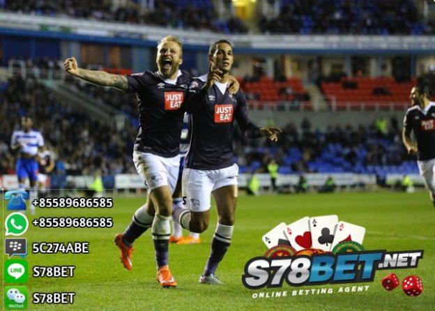 Prediksi Skor Derby County vs QPR 01 April 2017